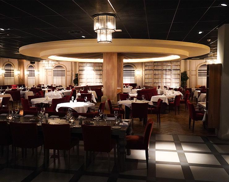 Restaurant Grand Hotel Ter Duin Hotels By Sheetz